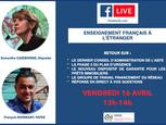 SAVE THE DATE : nouveau Facebook live