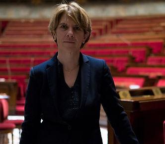 Samantha Cazebonne, députée LREM