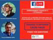 Facebook live : 18 septembre à 13h30