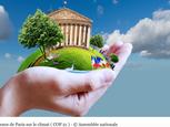 Intervention en commission des Affaires étrangères : Accord de Paris sur les changements climatiques