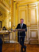 Conférence des Ambassadeurs et Ambassadrices : Annonces sur le développement de l'enseignement f