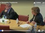 Commission des affaires étrangères : audition de Mme Vidal, ministre de l'enseignement supérieur