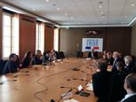 Visite du Centre de crise et de soutien du Ministère de l'Europe et des Affaires étrangères - Sa