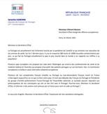 Intervention du 4 février 2021 auprès de Clément Beaune pour une solidarité avec le Portugal