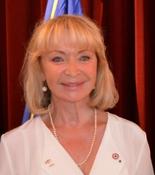 Portrait de Michelle Mauduit, Conseiller Consulaire de Monaco