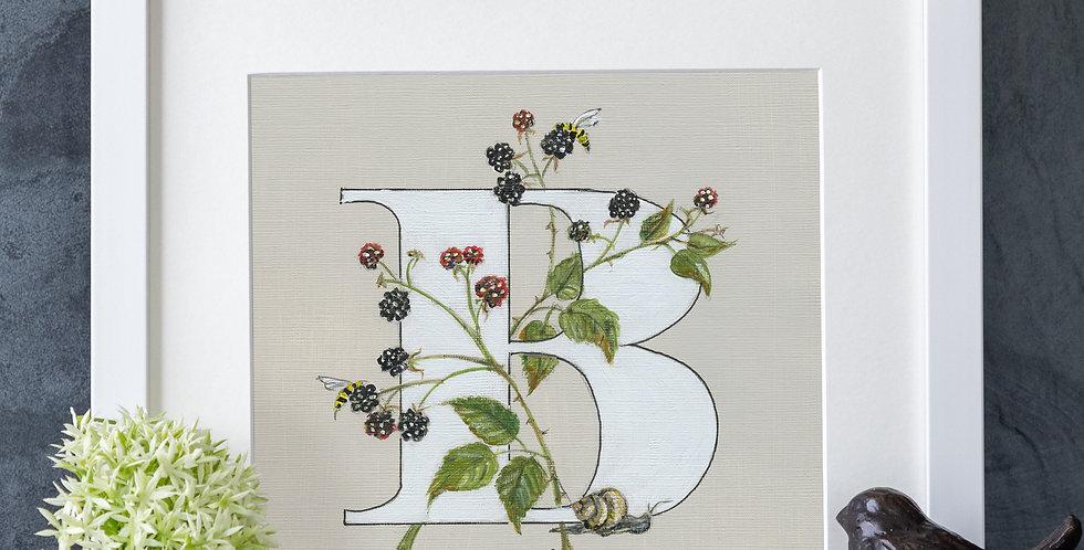 B (Bramble)