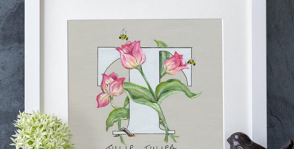 T (Tulip)
