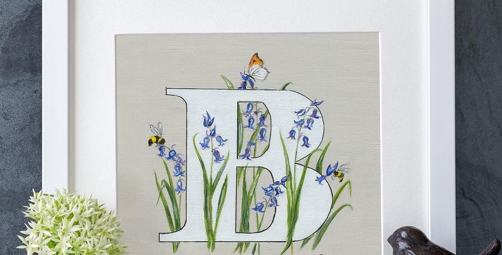 B (Bluebell)