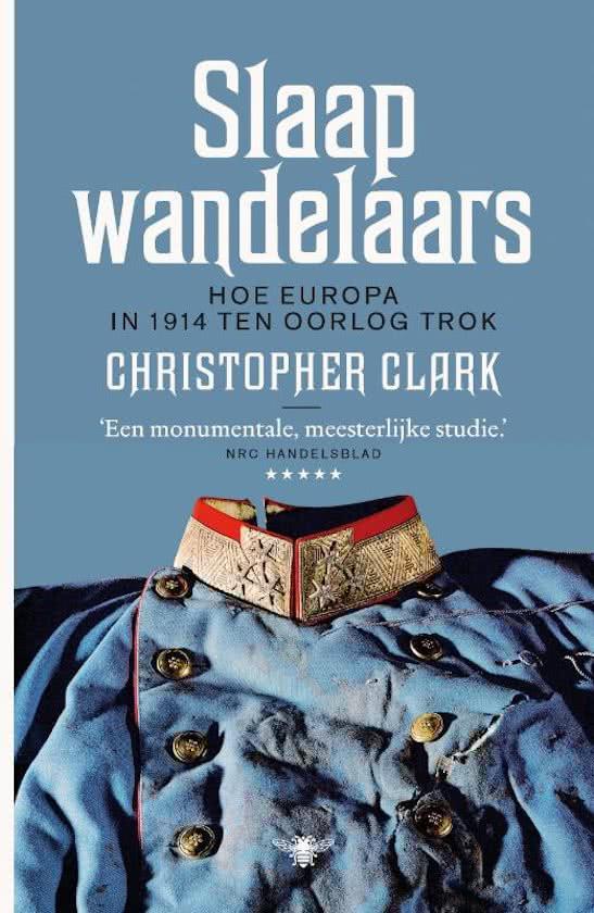 Slaapwandelaars, Christopher Clark