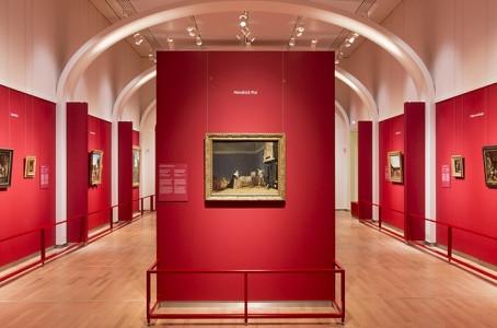 Hollanders in huis Vermeer en tijdgenoten uit de Britse Royal Collection