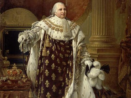 Lodewijk XVIII: Franse koning van de Gentse Veldstraat…