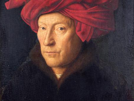 #OMG Van Eyck was here - #Van Eyck wie?