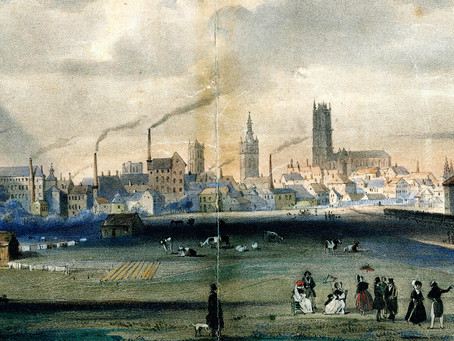 """Alexandre Dumas: """"Gent is het Manchester van België"""""""
