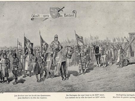 11 juli 1302 - Waarom vochten de Gentenaars niet mee… Of vochten ze toch mee?