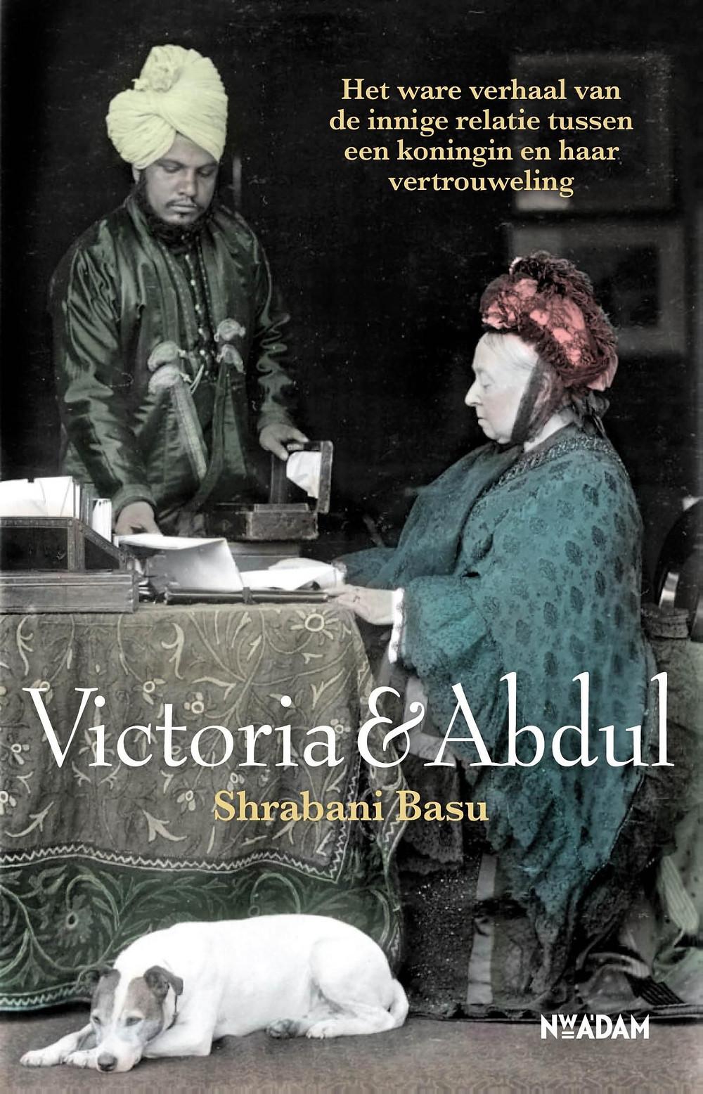 Shrabani Basu, Victoria & Abdul