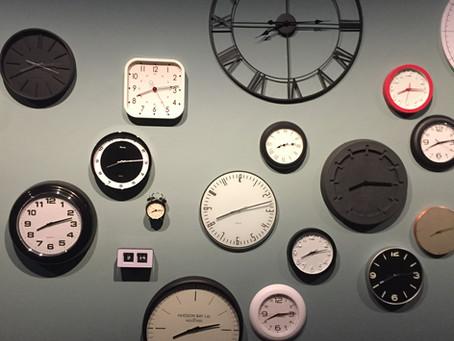 De Sint-Pietersabdij is 'In de ban van de tijd'
