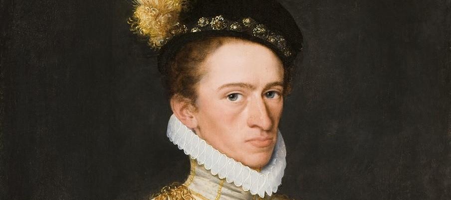 Gillis Claeissens, portret van een man