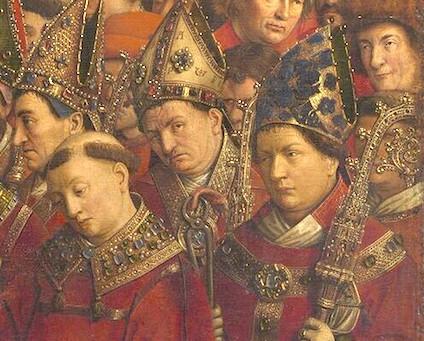 De Sint-Lievensprocessie: 500 jaar lang wordt Livinus feestend naar St-Lievens-houtem gebracht