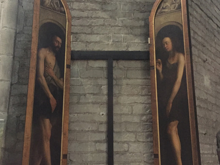 Waarom hebben Adam en Eva het zo koud in de Sint-Baafskathedraal?