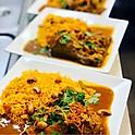 Burmese Style Chicken Biryani