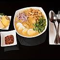 Coconut Chicken Noodle Soup*