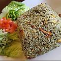 Tea Leaf Rice Salad*