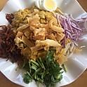 Golden Noodle Salad*