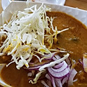 Samosas Soup