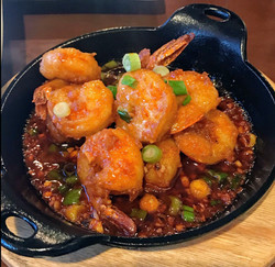 skillet shrimp
