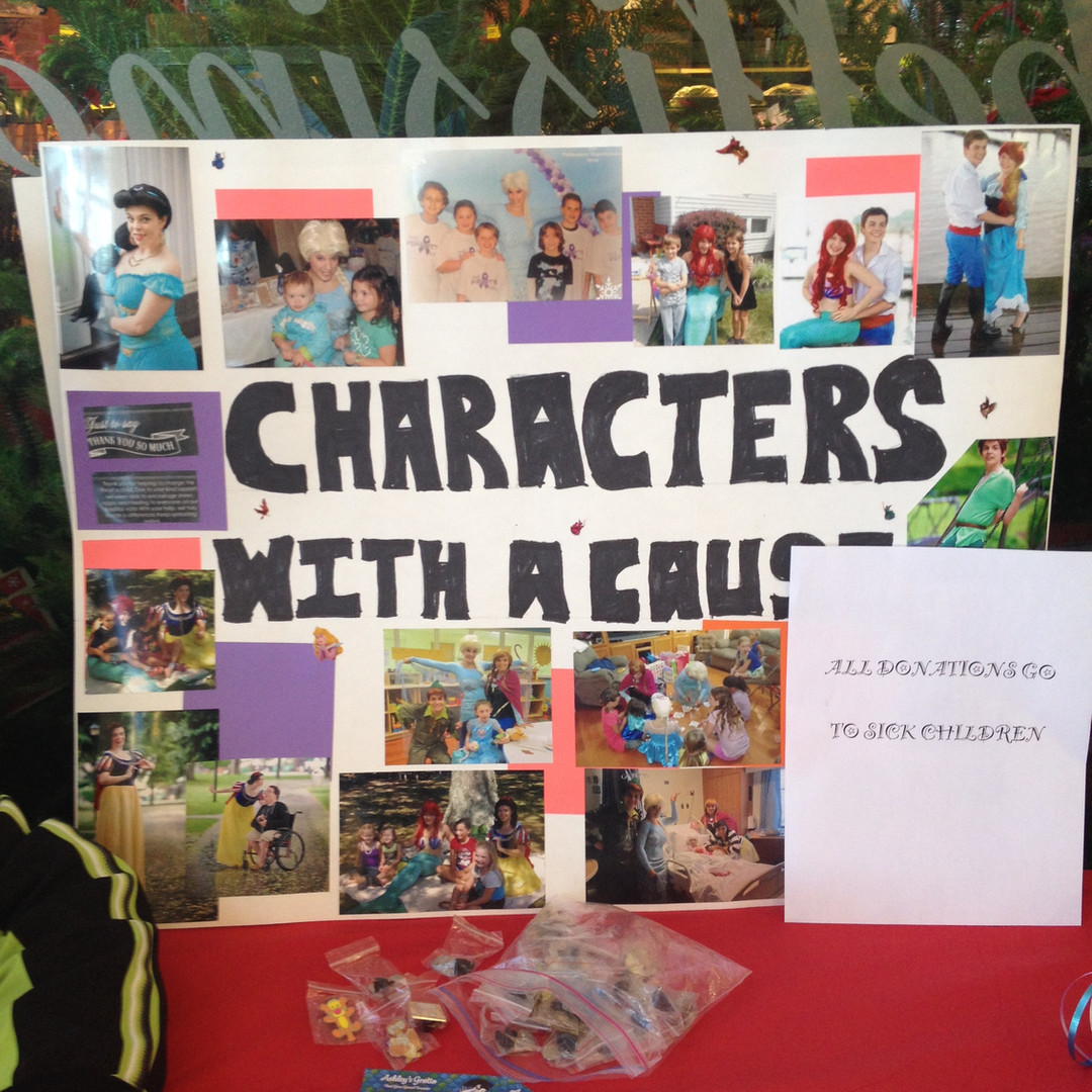 Character with a Cause