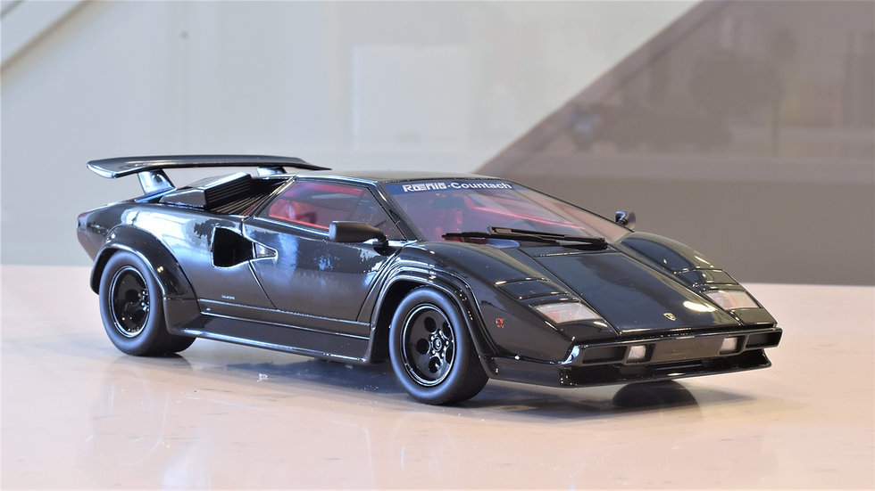 1/18 GT Spirit - KOENIG Specials Countach Turbo (Black)