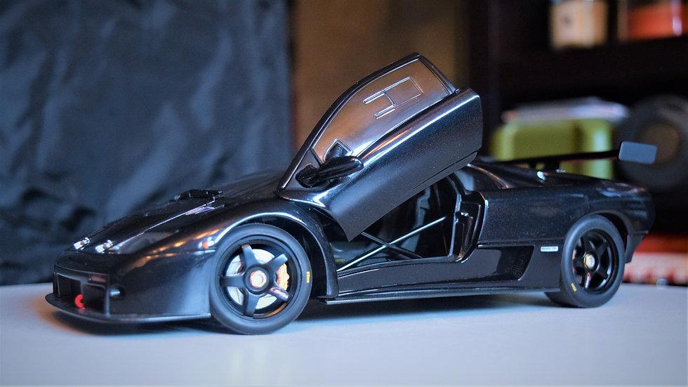 AUTOart 1/18 Lamborghini Dablo GTR - Black