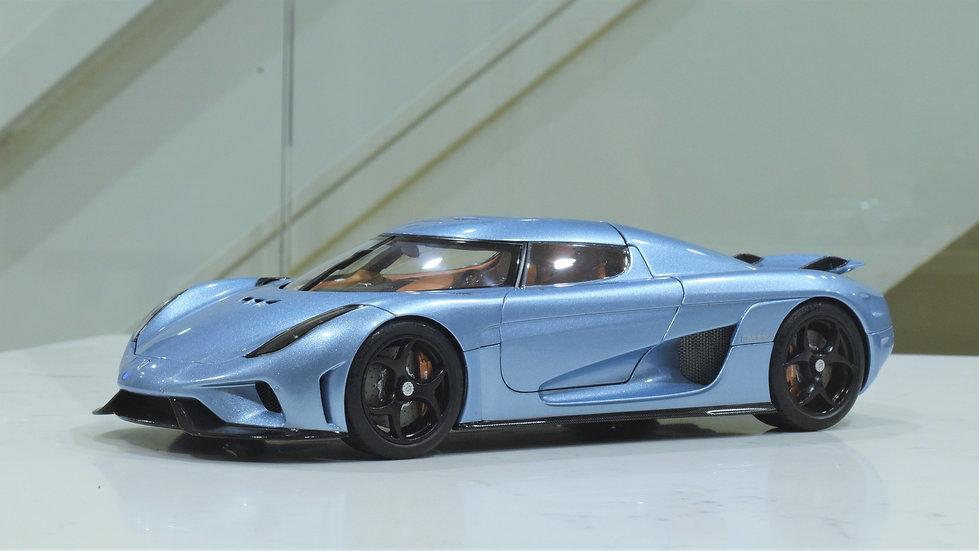 1/18 AUTOart Koenigsegg Regera - Horizon Blue