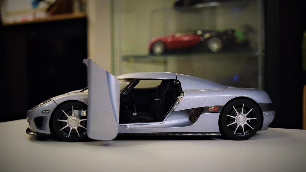 AUTOart 1/18 Koenigsegg CCX - Silver