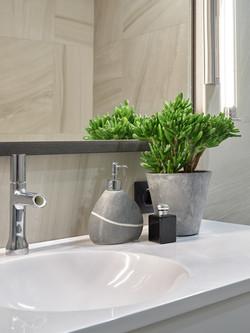 Декор в ванне