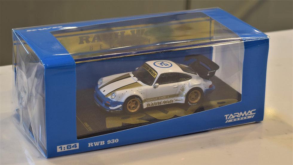 1/64 TARMAC WORKS - Porsche RWB 930 Need For Speed
