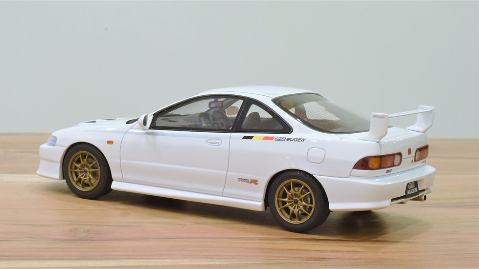 OTTOmobile 1/18 Mugen Honda Integra Type R (DC2)