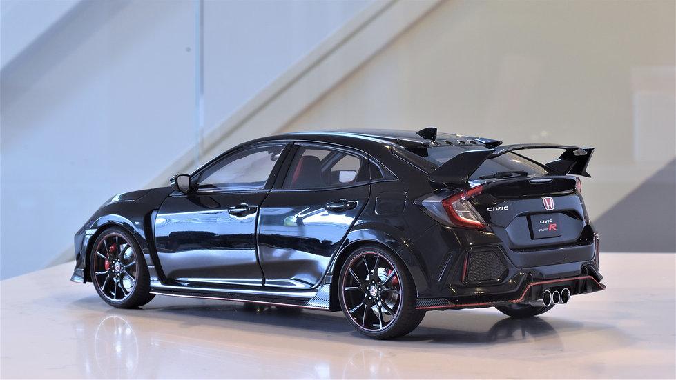 1/18 AUTOart - Honda Civic Type R (FK8) - Crystal Black Pearl