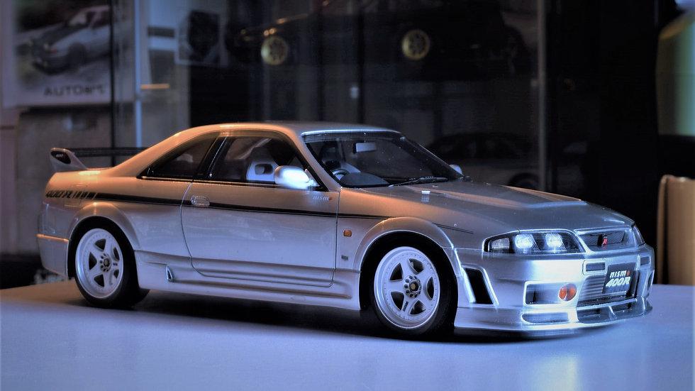 OTTOmobile 1/18 NISMO 400R (Nissan R33 GT-R)