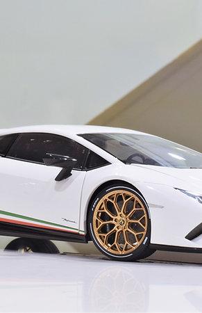 1/18 AUTOart - Lamborghini Huracan Performante -White