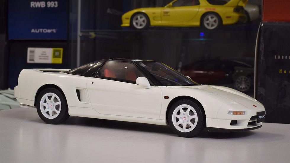 OTTOmobile 1/18 Honda NSX-R - White