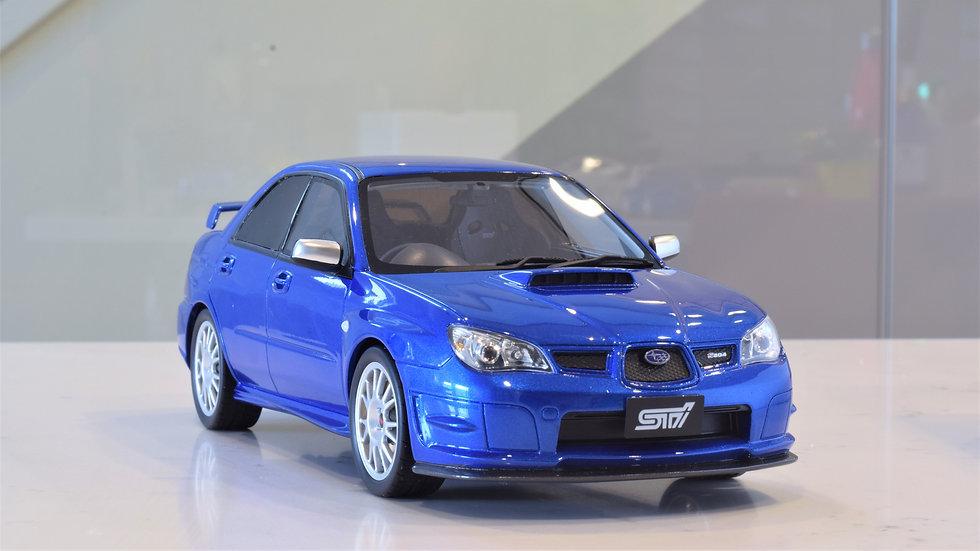 1/18 OTTO mobile - Subaru Impreza STI S204
