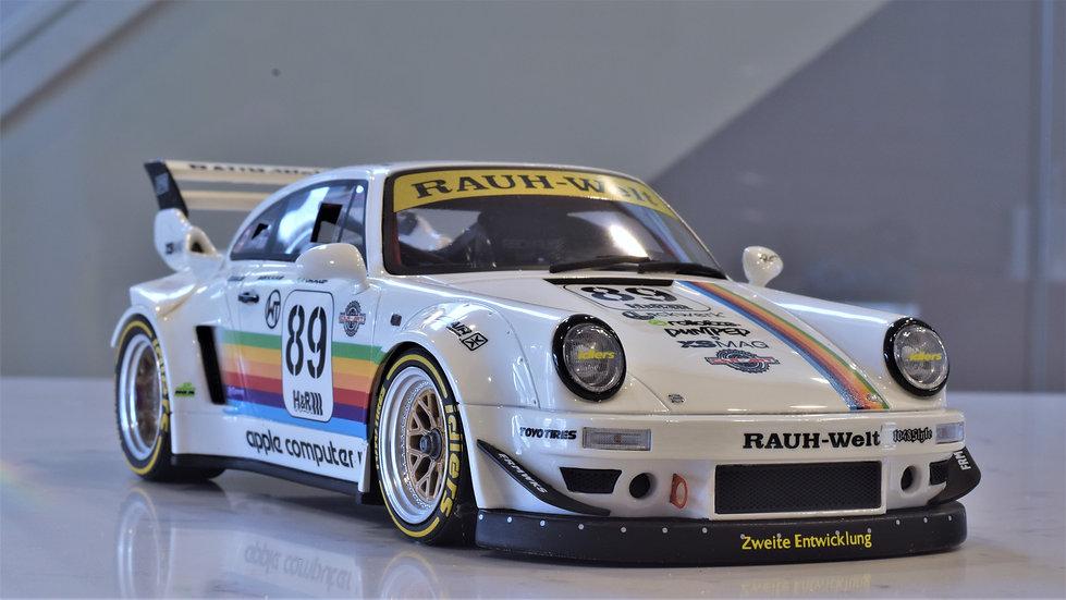 1/18 GT SPIRIT RWB RAUH-Welt Begriff Porsche 930 (Apple)