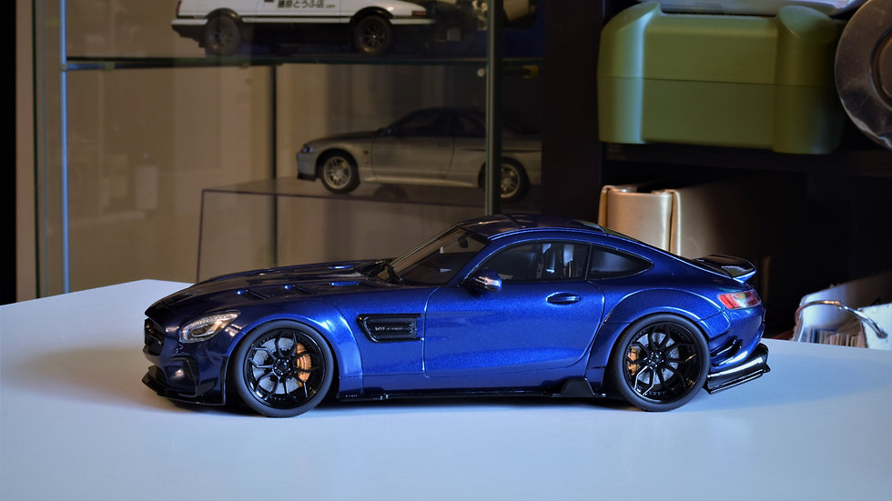 GT Spirit 1/18 PRIOR DESIGN AMG GTs