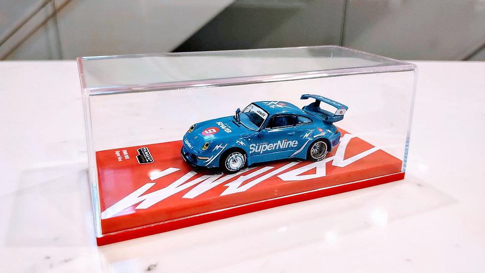 1/64 TARMAC WORKS Porsche RWB 993 SUPER NINE x ILLEST EXCLUSIVE