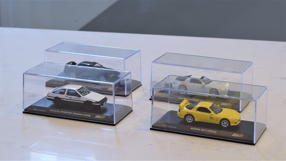 1/64 KYOSHO -New Initial D Movie Set