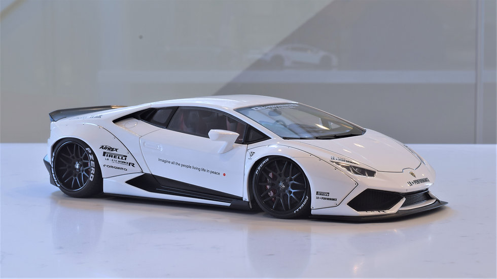 1/18 AUTOart Lamborghini Huracan
