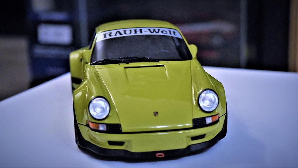 RAUH-Welt Begriff (RWB) Porsche 911 (930) - YELLOW