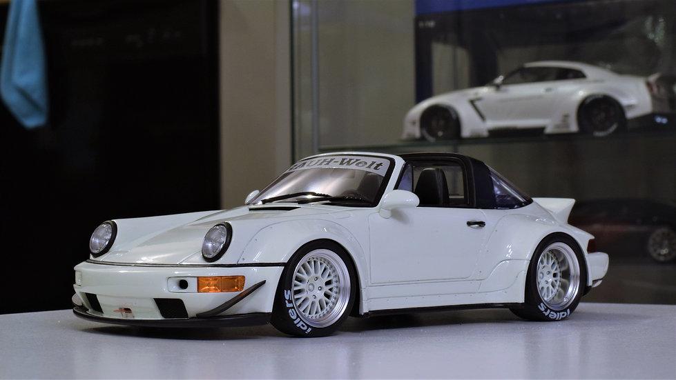 GT Spirit 1/18 RAUH-Welt Begriff RWB 964 Targa - White