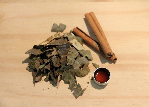 Chá Preto + Baunilha + Canela